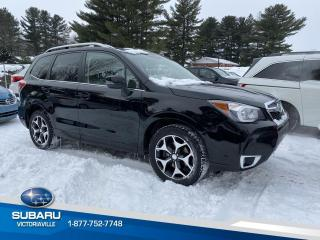 Used 2016 Subaru Forester ** 2.0 XT LIMITED ** TURBO for sale in Victoriaville, QC