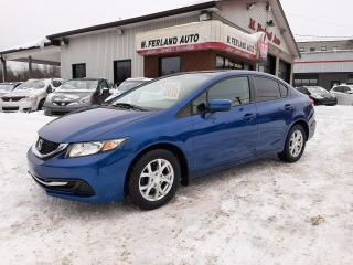 Used 2015 Honda Civic EX 4 portes, boîte automatique for sale in Sherbrooke, QC