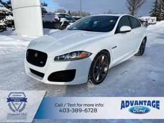 Used 2013 Jaguar XF XFR for sale in Calgary, AB