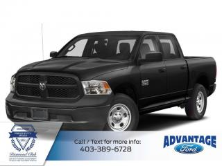 Used 2017 RAM 1500 ST for sale in Calgary, AB