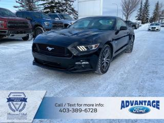 Used 2017 Ford Mustang GT Premium LOW KMS - NAV - HEATED SEATS for sale in Calgary, AB