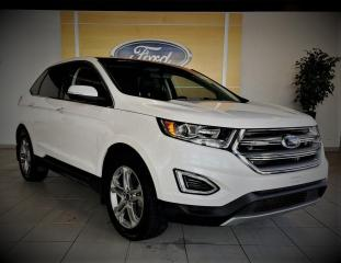 Used 2017 Ford Edge TITANIUM - CUIR/TOIT/19'' - BAS PRIX for sale in Drummondville, QC