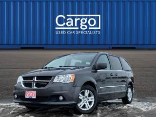 Used 2017 Dodge Grand Caravan Crew for sale in Stratford, ON