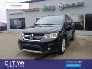Used 2016 Dodge Journey R/T for sale in Medicine Hat, AB