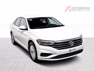Used 2019 Volkswagen Jetta COMFORTLINE TSI A/C MAGS CAMERA DE RECUL for sale in St-Hubert, QC