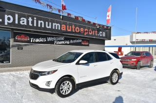 Used 2019 Chevrolet Equinox 1LT REMOTE START!! BACKUP CAMERA!! BLUETOOTH!! for sale in Saskatoon, SK