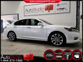 Used 2013 Honda Accord SPORT**MAGS**CAMERA RECUL for sale in Mirabel, QC