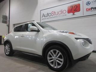 Used 2011 Nissan Juke SV **AUTOMATIQUE**MAGS**A/C**CRUISE for sale in Mirabel, QC