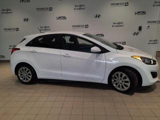 Used 2016 Hyundai Elantra GT Voiture à hayon, 5 portes, automatique g for sale in St-Eustache, QC