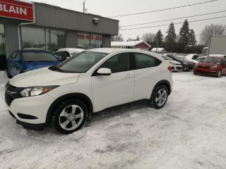Used 2018 Honda HR-V LX AWD CAMERA DE RECULE BANC CHAUFFANT BLUETOOTH for sale in Mcmasterville, QC