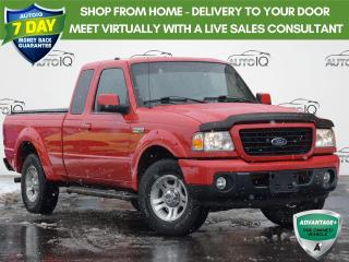 Used 2008 Ford Ranger Sport SUPER CAB | XLT | 2WD | 3.0L | POWER GROUP  | WINTER TIRES for sale in Waterloo, ON