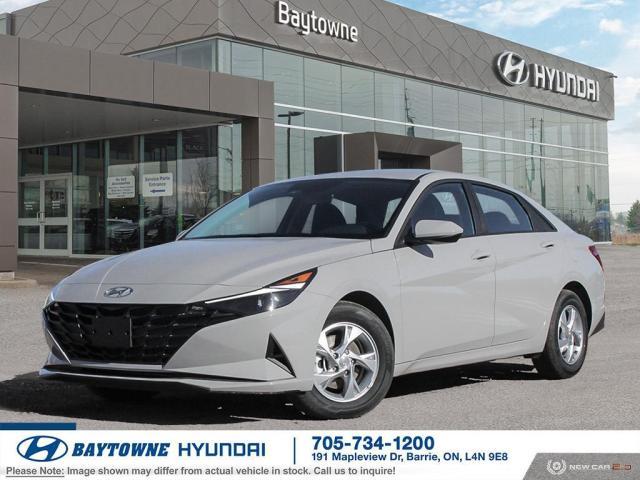 2021 Hyundai Elantra Essential IVT