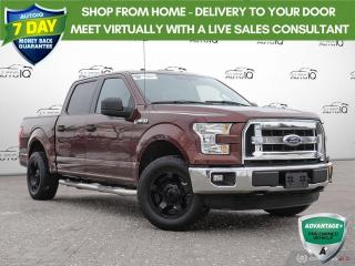Used 2015 Ford F-150 XLT | NO ACCIDENTS | KEYLESS ENTRY | for sale in Barrie, ON
