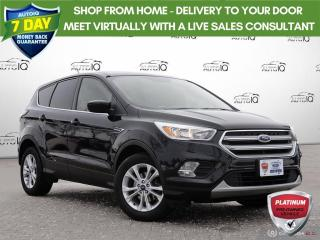 Used 2017 Ford Escape | ONE OWNER | NO ACCIDENTS | HEATED SEATS | PARKING CAMERA | for sale in Barrie, ON