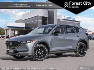 New 2021 Mazda CX-5 Kuro Edition for sale in London, ON