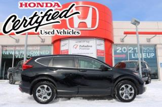 Used 2018 Honda CR-V - HONDA CERTIFIED - RATES STARTING AT 3.69% OAC - for sale in Sudbury, ON