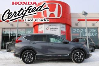 Used 2019 Honda CR-V - HONDA CERTIFIED - RATES STARTING AT 3.69% OAC - for sale in Sudbury, ON