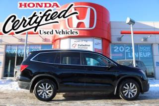 Used 2020 Honda Pilot - HONDA CERTIFIED - RATES STARTING AT 3.69% OAC - for sale in Sudbury, ON