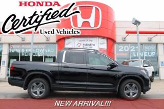 New 2021 Honda Ridgeline EX-L - HONDA CERTIFIED - RATES STARTING AT 3.99% OAC - for sale in Sudbury, ON