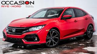 Used 2017 Honda Civic Sport Honda Sensing TOIT.OUVRANT+MAGS for sale in Boisbriand, QC