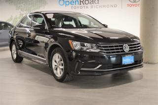 Used 2017 Volkswagen Passat Trendline plus 1.8T 6sp at w/ Tip for sale in Richmond, BC