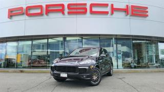 Used 2018 Porsche Cayenne E-Hybrid S e-Hybrid Platinum Edition for sale in Langley City, BC