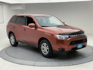 Used 2014 Mitsubishi Outlander 4WD ES for sale in Vancouver, BC