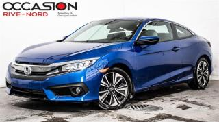 Used 2017 Honda Civic EX-T Honda Sensing TOIT.OUVRANT+MAGS+CAM.RECUL for sale in Boisbriand, QC