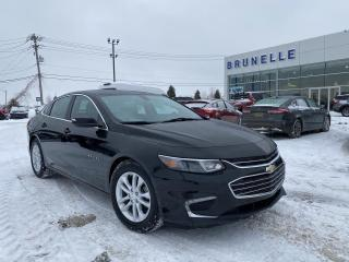 Used 2017 Chevrolet Malibu LT for sale in St-Eustache, QC