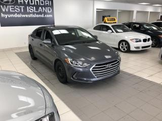 Used 2017 Hyundai Elantra GLS AUTO TOIT MAGS CAMÉRA BT CRUISE A/C for sale in Dorval, QC