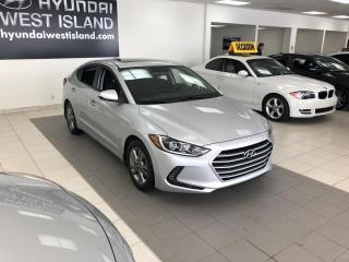Used 2018 Hyundai Elantra SE AUTO TOIT MAGS A/C CAMÉRA CRUISE BT A for sale in Dorval, QC