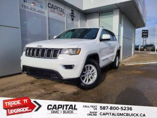 Used 2020 Jeep Grand Cherokee Laredo 4x4 NAVIGATION * BLIND SPOT MONITORING * for sale in Edmonton, AB