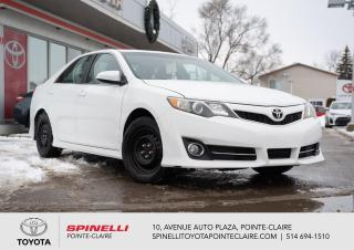 Used 2014 Toyota Camry SE MAGS, CAMÉRA DE RECUL for sale in Pointe-Claire, QC