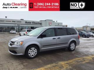 Used 2017 Dodge Grand Caravan SE for sale in Saskatoon, SK