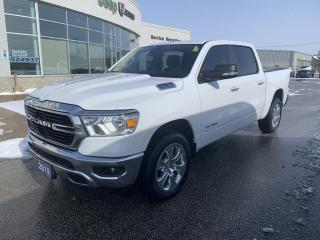Used 2019 RAM 1500 Big Horn 4x4 Crew Cab 5'7  Box for sale in Chatham, ON