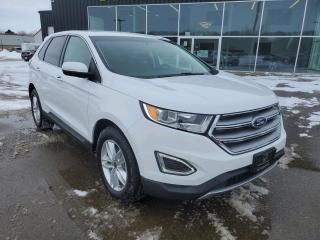 Used 2016 Ford Edge SEL Remote Start, Heated Seats, Backup Cam! for sale in Ingersoll, ON