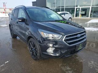 Used 2019 Ford Escape Titanium Heated Seats & Wheel, PANO Sunroof, NAV! for sale in Ingersoll, ON