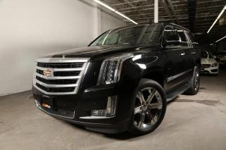 Used 2017 Cadillac Escalade 4WD 4dr Luxury for sale in North York, ON