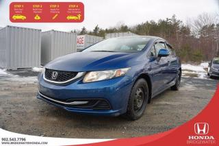 Used 2013 Honda Civic Sdn LX for sale in Bridgewater, NS
