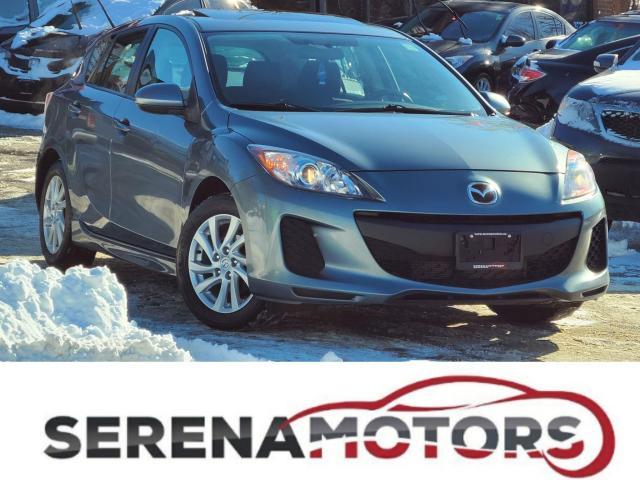 2012 Mazda MAZDA3 GS-SKY | AUTO | SUNROOF | HDS | NO ACCIDENTS