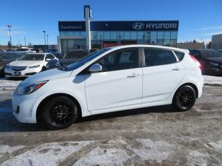 Used 2017 Hyundai Accent LE/AUTO/POWER OPTIONS/HATCH for sale in Edmonton, AB