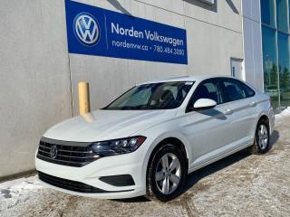 Used 2019 Volkswagen Jetta COMFORTLINE AUTO - HTD SEATS / CARPLAY / VW CERTIFIED! for sale in Edmonton, AB