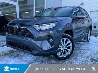 Used 2019 Toyota RAV4 XLE - AWD, LEATHER, SUNROOF, BACK UP AND MUCH MORE for sale in Edmonton, AB