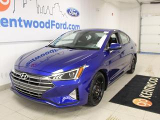 Used 2020 Hyundai Elantra Preferred w/Sun & Safety Package for sale in Edmonton, AB