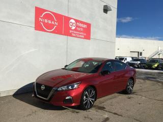 New 2021 Nissan Altima 2.5 SR for sale in Edmonton, AB