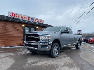 Used 2019 RAM 3500 Big Horn for sale in Millbrook, NS