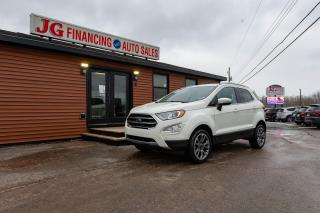 Used 2019 Ford EcoSport Titanium for sale in Millbrook, NS