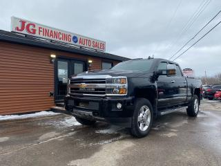 Used 2018 Chevrolet Silverado 2500 High Country for sale in Millbrook, NS