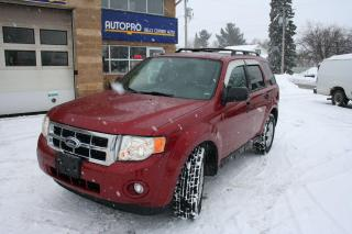 Used 2012 Ford Escape XLT for sale in Nepean, ON