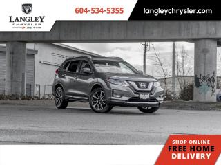 Used 2017 Nissan Rogue SL Platinum  AWD/ Leather/ Single Owner/ Pano-Sunroof for sale in Surrey, BC